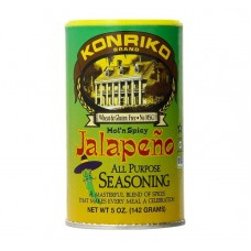 Konriko Jalapeno All Purpose Seasoning 5 OZ.