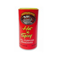 Konriko Hot 'n Spicy All Purpose Seasoning