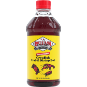 Louisiana Fish Fry Crawfish Crab & Shrimp Boil Liquid 16 oz