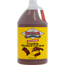 LA FISH FRY Crawfish, Crab & Shrimp Boil Liquid Concentrate