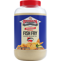 LA Fish Fry Seasoned Fish Fry Gallon