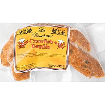 La Boucherie Crawfish Boudin