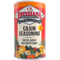 Louisiana Fish Fry Cajun Seasoning 8 oz
