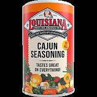Louisiana Fish Fry Cajun Seasoning 8 oz