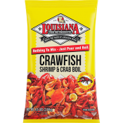 Louisiana Fish Fry Crawfish Crab and Shrimp Boil 4 lb