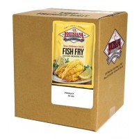 Louisiana Fish Fry - New Orleans Style Lemon Fish Fry (50lbs)