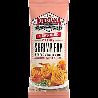 Louisiana Fish Fry Shrimp Fry Seasoned 10 oz