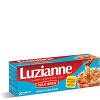 Luzianne Cold Brew Tea 22 cnt Family
