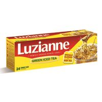 Luzianne Green Tea 24 cnt family