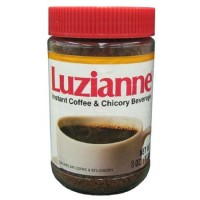 Luzianne Instant Coffee & Chicory 6 Pack