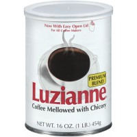 Luzianne Premium Blend Coffee & Chicory 16 oz