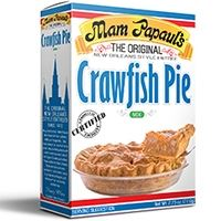 MAM PAPAUL'S Crawfish Pie Mix
