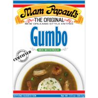 MAM PAPAUL'S Gumbo With Roux Mix 3.5 oz
