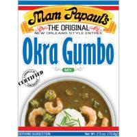 MAM PAPAUL'S Gumbo with Okra Mix