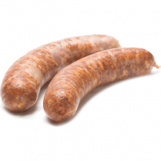 MaBell's Smoked Sausage Hot 1 lb