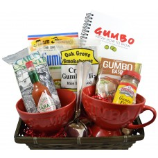 Makin' Groceries Gumbo Basket
