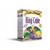 Mam Papaul's Mardi Gras King Cake Mix 1 lb. 12.5 oz.
