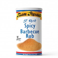 Mam Papaul's St. Roch Spicy Barbecue Rub 5.5 oz