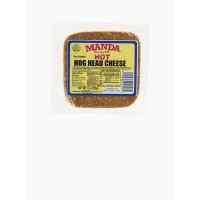 Manda Hot Hog Head Cheese 8 oz
