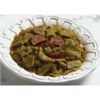 Marinated Green Beans with Andouille Sausage & Tasso 22 oz