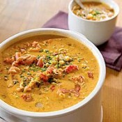 Monica's Crawfish Corn Potato Soup