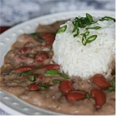 Monica's Red Beans
