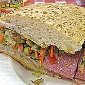 Muffuletta Bread