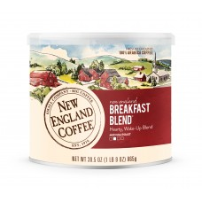 New England Coffee breakfast blend 30 oz can