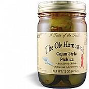 Ole Homestead Cajun Style Pickles