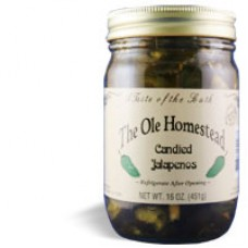 Ole Homestead Candied Jalapenos