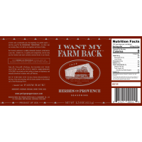 PERIQUE - I Want My Farm Back Seasoning 1.5 oz