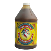 Pickapeppa Spicy Mango Sauce 1 Gallon