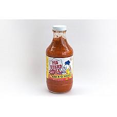 Pig Stand - Cajun Style Bar-B-Q Sauce Hot