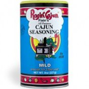 Ragin Cajun Fixin's Mild Seasoning 8 oz.