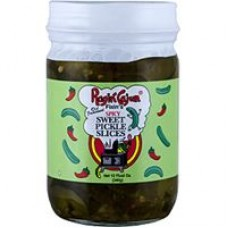Ragin Cajun Pickle Slices