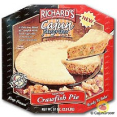 Richard's Crawfish Pie