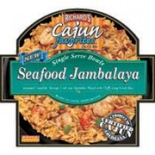 Richard's Seafood Jambalaya (single serving)