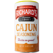 Richard's Cajun Seasoning 16 oz