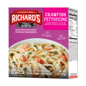 Richard's Crawfish Fettuccine single serve