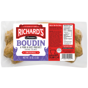Richard's Pork Boudin Regular