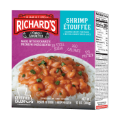 Richard's Shrimp Etouffee single serve