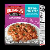 Richard's Shrimp Etouffee single serve