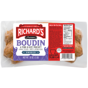Richard's Smoked Pork Boudin