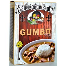 Ryan's Cajun Pantry Gumbo Mix 4.5 oz