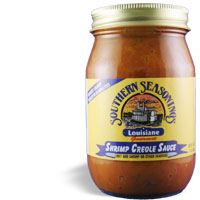 SOUTHERN SEASONINGS Shrimp Creole Sauce 16 OZ.