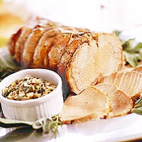 Savoie's Seasoned Pork Roast