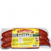 Savoie's Smoked Mixed Green Onion Sausage 52 oz.