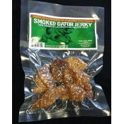 Smoked Alligator Jerky
