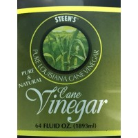 Steen's - Cane Vinegar 64 oz