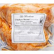 La Boucherie Stuffed Chicken Breast with Shrimp Jambalaya 24 oz